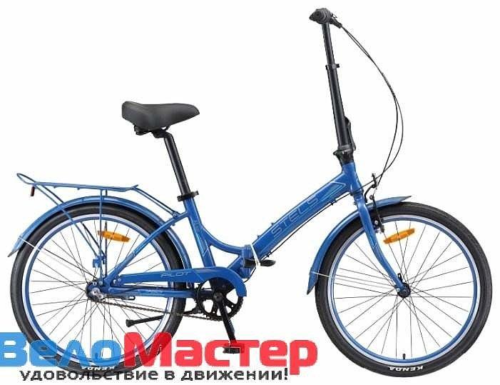"""Складной велосипед STELS Pilot 780 24"""" (2019)"""
